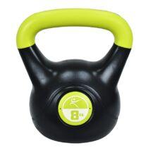 Füles súlyzó - Kettlebell, műanyag, 8 kg LIFEFIT-Sportsarok
