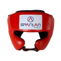 Fejvédő, bőr SPARTAN 1169