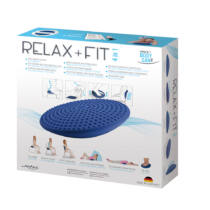 Relaxációs ülőlabda JOHN RELAX AND FIT 4in1