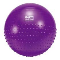 Masszázs gimnasztikai labda, 75 cm BODY SCULPTURE