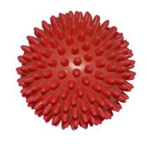 Tüskés masszírozó labda, 7 cm SPARTAN