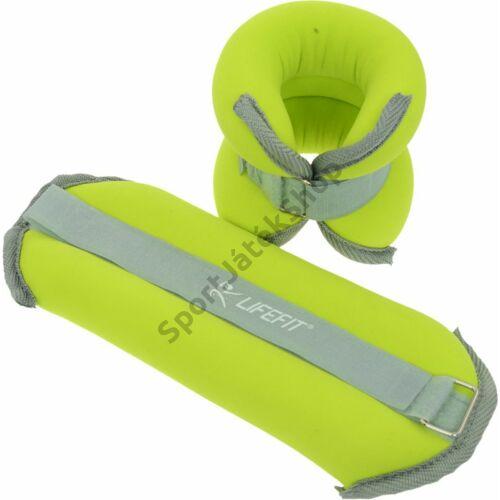 Kéz- lábsúly 2x1 kg LIFEFIT-Sportsarok
