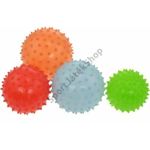 Tüskés masszírozó labda, 7 cm LIFEFIT-Sportsarok