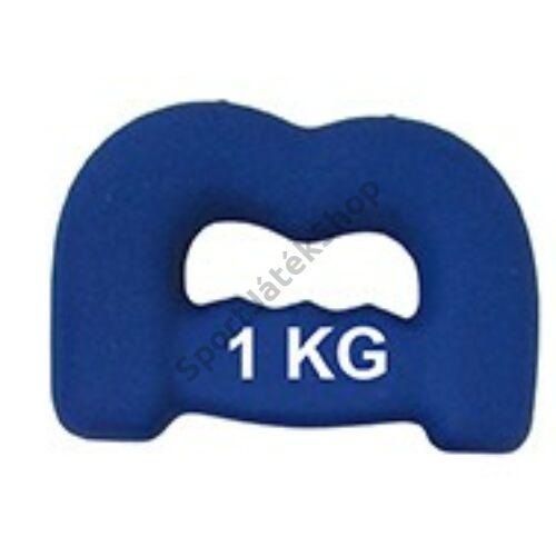 Kézisúlyzó 2×1 kg B-SHAPE 1708 - SportSarok