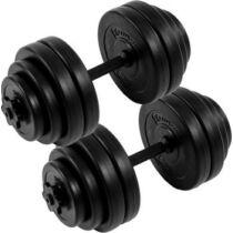 Kézisúlyzókészlet, 15 kg S-SPORT - SportSarok