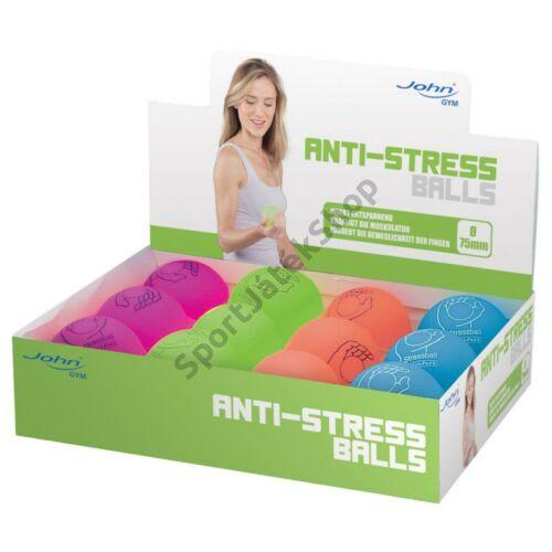 Anti-stresszlabda Kék JOHN-Sportsarok