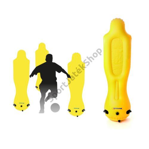 Felfújható sorfal bábul / kapus edző bábu TREMBLAY-Sportsarok