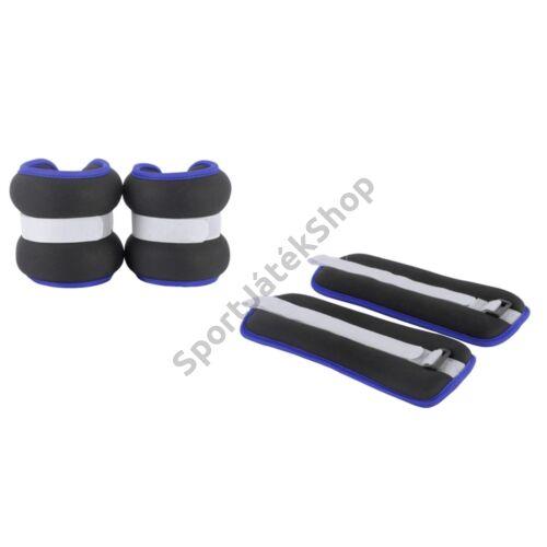 Kéz- lábsúly 2×2 kg TREMBLAY-Sportsarok